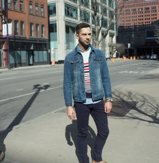Men's AEO Denim Jacket